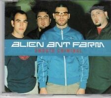 (DG456) Alien Ant Farm, Smooth Criminal - 2001 DJ CD