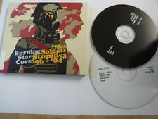 BURNING STAR CORE - MES SOLDATS STUPIDES 96 - 04 2 CD QUALITY CHECKED & FAST