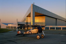 519052 National Aviation Museum Nieuport 17 And Museum A4 Photo Print