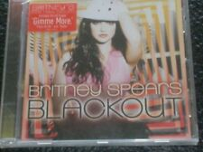 BRITNEY SPEARS - BLACKOUT (2007) Gimme more, Piece of me, Break the ice...