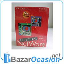 Software Netzwerke persönlichen Netware Novell Einzelplatz Neu Original