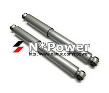 "4X4 SHOCK ABSORBERS REAR PAIR 2"" LIFTS TOYOTA LANDCRUISER VDJ79R 07-ON 1VDFTV V8"