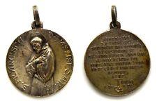 Medaglia San Francesco D'Assisi - S. Francisco De Assisi OPN (Ora Pro Nobis)