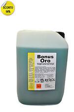 Bonus Oro, detergente Rexol, 10 Kg - 4 pezzi