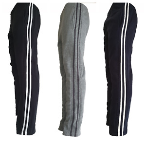 "Men's Casual Track Pants Tracksuit Pants Fleece Lined ""New With Tags"""