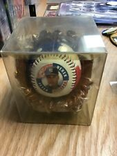 Derek Jeter New York Yankees Sealed Ball & Glove Set