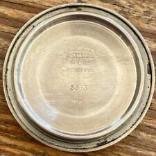ROLEX SUBMARINER 5513 200 M VINTAGE CASE-BACK 100% GENUINE YEAR 1968