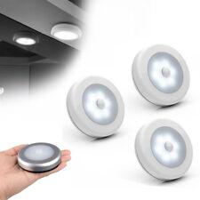 Беспроводной 6-LED лампа PIR Автоматический датчик движения детектор коридора стены ночь лампа