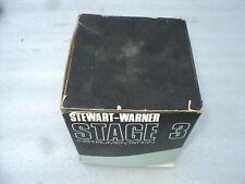 Vintage Stewart Warner Vacuum Gauge,Cuda,Challenger,Cam aro,Gto