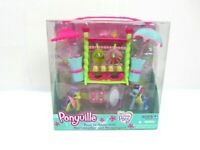 My Little Pony Ponyville Rain or Shine with Merriweather & Shenanigans New 2007
