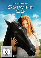 Ostwind 1+2+3 (Aufbruch nach Ora) - (Hanna Binke) # 3-DVD-BOX-NEU