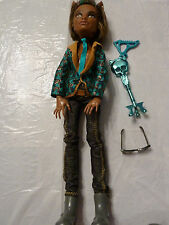 Monster High Clawd Wolf Sweet 1600 doll and accessories