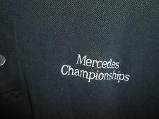Izod Club Mens Shirt PGA Mercedes Championship Kapalua Polo Golf L Large
