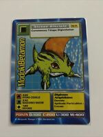 Carte Digimon Modokibetamon MP-91 Française Rare French Mega pack - Disciple