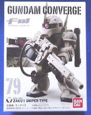 NEW Bandai GUNDAM CONVERGE Part 13 No 79 MS-05L ZAKU I Sniper Type RARE