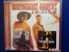 MONTGOMERY. GENTRY.       MY. TOWN. /  YOU. DO. YOUR. THING.      T BIRD.  LABEL