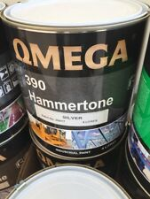 PAINT SILVER  - Hammertone Finish 4 Litre! Perfect for Trailers!