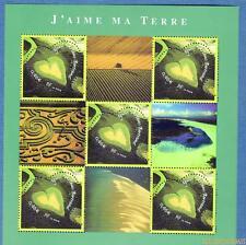 France Bloc N°43 Saint Valentin Yann Arthus-Bertrand 2002 Neuf Luxe