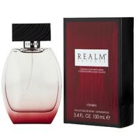 Realm Intense 3.4 oz EDT Cologne for Men New In Box