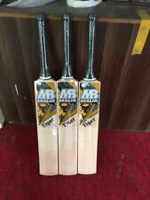 "MB Malik Hard & Heavy Tennis Ball Cricket Bat ""TIGER"""