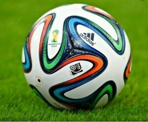 adidas Brazuca 2014 World Cup Brazil FIFA Official Match Ball Soccer Size 5