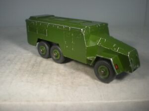 Dinky Toys Military Army Armoured Command Vehicle #677