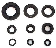 Engine Oil Seal Kit - Honda XL600R XR600R - 9 seals - Pulser Kickstart Clutch