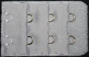 MARKDOWN! Bra Extender 1/2/3/4/5/6 Hooks W/ or W/out Elastic -Ships USA (4-BE)