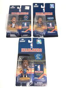 Corinthian NBA Headliners Miniature Figures Stoudamire Webber Hardaway '96 & '97
