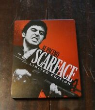 Scarface Limited Edition Blu-Ray Steelbook!!!