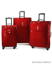 American Tourister Polyester Travel Luggage