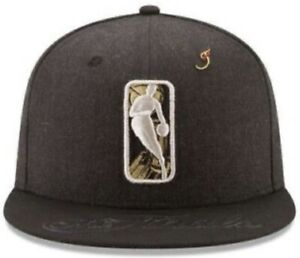 NBA The Finals New Era 9Fifty Black OSFM Snapback Adjustable Hat (NEW!NEW!NEW!)