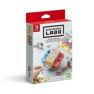 NEW Nintendo Labo Customisation Kit (Nintendo Switch) Free Post