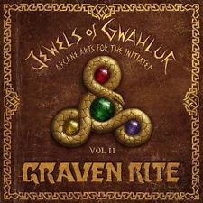 JEWELS OF GWAHLUR Vol. 1 - 5 Package 5 CDs (NEW*GLADIUS*GRAVEN RITE*TERMINUS + 2