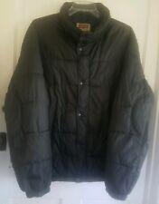Men's Levi's Levi Strauss & Co Black Winter Bubble Jacket Size XXL