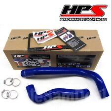 HPS PERFORMANCE REINFORCED SILICONE RADIATOR HOSE KIT FORD SUPERDUTY 7.3L BLUE
