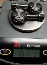 Speedplay Zero Titanium Pedals, 53mm, Black, No Cleats