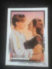 Starcard / Postkarte - Titanic - Leonardo DiCaprio + Kate Winslet - Bravo 1998