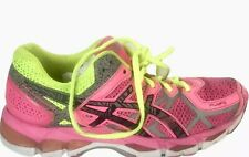 Asics Gel Tri Womens Size 7 Pink Multicolors Running Shoes