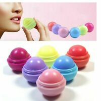 Natural Plant Organic Sphere Pomade Coc Cola Ball Lipstick Embellish Lip Balm ☣☣