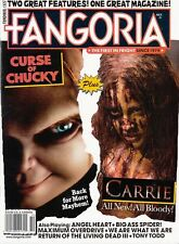 October Fangoria Horror & Monster Magazines