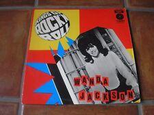 LP Rock'n'Roll WANDA JACKSON : Kings Of Rock'n'Roll - Capitol (Original Belgium)