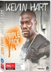 Kevin Hart - Triple Pack (DVD Set)