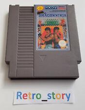 Nintendo NES - Bad Dudes VS Dragonninja - PAL - EEC