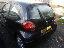 Breaking Parts Toyota Aygo 2006 Black 1.0 VVTi N/S Passenger Side Rear Light