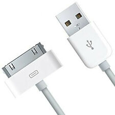Plomo De Carga Cargador Cable de datos USB para iPhone 4 4S 3G 3GS iPad iPod Touch Nano