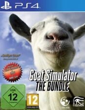 Playstation 4 Goat simulator the Bundle allemand NEUF