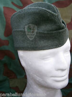 Bustina cappello tedesca M40, German M40 side cap elitè, Erel Made in Germany