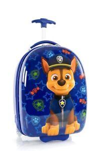 Designer Nickelodeon Paw Patrol Kids Hardcase Carry-On Travel Luggage w Wheels