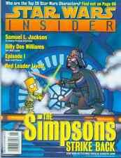 Star Wars privilegiada # 38 (Simpsons vs. Darth Vader cover) (Estados Unidos, 1998)